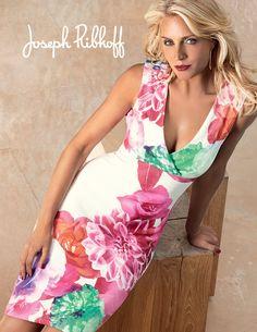 Joseph Ribkoff Dress - Available in Store