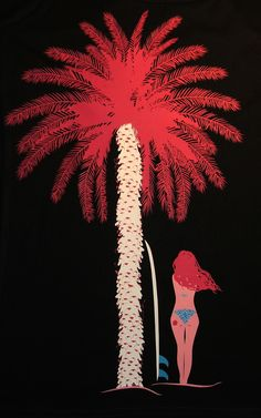 Pink palm.....;)