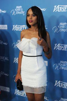 #WhiteDress #Celebrity #Sensationnel
