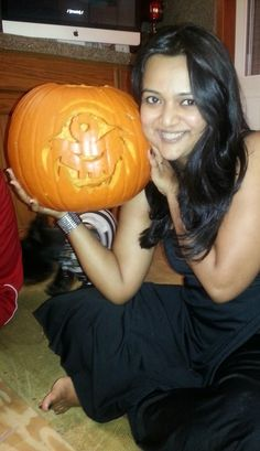 Ananya Tales: Local Events, Halloween carving