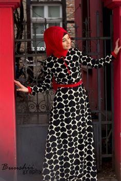 Beautiful Party Dress Cute Muslim Girl Formal Dresses