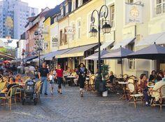 Saarlouis, meine Heimatstadt
