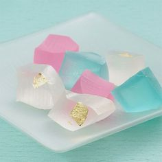Twitter / cafe_meshi_take: 和菓子の日なので夏の和菓子をつぶやくよ! 「天の川」、「星づ ...