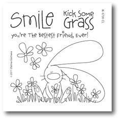 Kick Some Grass