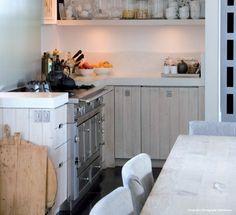 Piet boon keuken, luikring en hout combi