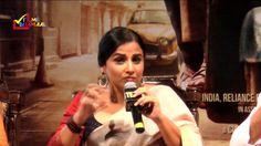 Vidya Balan & Amitabh Bachchan at Te3n music launch Video.
