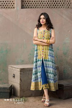 Khaadi Lawn 2017 Vol.2 Two Piece Collection For Girls