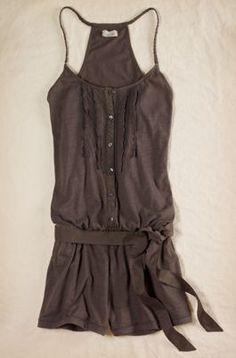 Aerie romper. my love of rompers is rediculous. If I was skinny, that's all I'd wear, haha