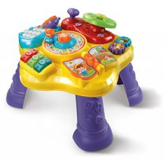 VTech Magic Star Learning Table - Toys for 1 year old boys