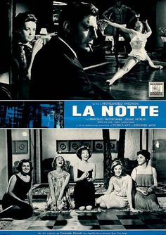 La Notte - ANTONIONI