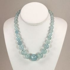 The Thing About Aquamarine - http://lysetremblayjewelry.ca/the-thing-about-aquamarine