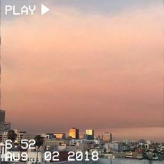 M O O N V E I N S 1 0 1 #vhs #aesthetic #2018 #august #time #play #sky #clouds #sunset #sunrise #dreamy #pastel #city Sunrise City, Whatsapp Profile Picture, Button Picture, Sky Aesthetic, Beautiful Sky, Seattle Skyline, Aesthetic Pictures, Old Photos, Aesthetic Wallpapers