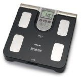 Omron BF508 Body Composition and Body Fat Monitor Bathroom Scale: fitness monitoring devices