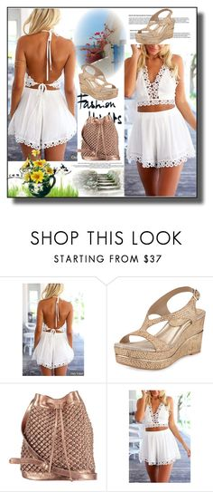 """""""set 126"""" by fahirade ❤ liked on Polyvore featuring Donald J Pliner and nooki design"""