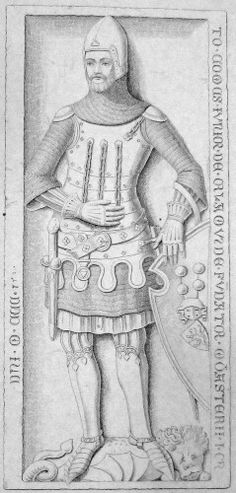 Otto von Orlamunde, Germany 1340