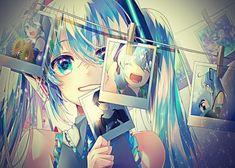 Metal Poster Vocaloid