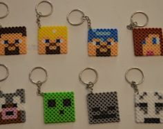 12 MINECRAFT INSPIRED party favors-assorted by BirthdayPartyFavors