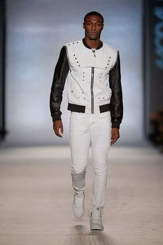 Male Fashion Trends: Kamil Sobcsyk Spring/Summer 2014 - Moda Lisboa Fashion Week