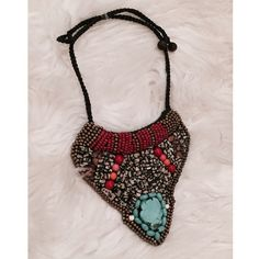 LAST CHANCE Rare Statement Necklace Closet closing today 11/27/15 until January 2016trade Jewelry Necklaces