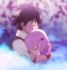 Shu & Inori~~Guilty Crown