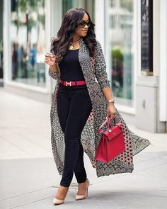 Casual Stylish Business Outfit for the Ladies Latest African Fashion Dresses, African Print Fashion, Women's Fashion Dresses, Fashion Prints, Women's Dresses, Africa Fashion, Classy Outfits, Stylish Outfits, Look Fashion