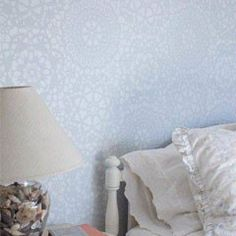 """Inspiration for Stencils, Stenciling, Patterns and DIY Home Decor tagged """"Wall Stencils"""" Page 5   Royal Design Studio"""