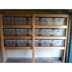 Garage Organization everything for $168:)