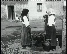 Sadali : donne alla fonte-Primi anni 50