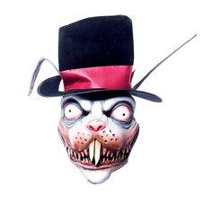 Wicked White Rabbit Mask