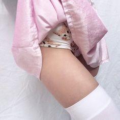 Kitty panties