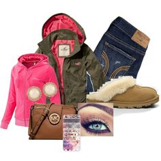 """Winter Outfit"" by deedra-heinzen on Polyvore"