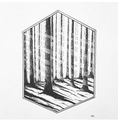 #Stippling #Sciography #Shadow #Drawing Illustration, Art, Pointillism, Image - Photo by @blackworkillustrations - Follow #extremegentleman for more pics like this!