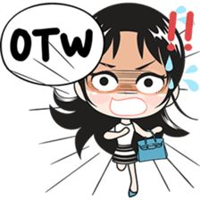 Fany adalah nonik dari Surabaya. Stiker ini perfect banget untuk chatting sehari2! Funny Memes, Jokes, Surabaya, Emoticon, Taurus, Cyberpunk, Minnie Mouse, Disney Characters, Fictional Characters