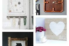 As you witness these precious, touchable and mesmerizing DIY Décor ideas you will realize their hypnotic, enthralling and highly affordable appeal. We all are aware why we are so interested in DIY Décor as it's an activity of making, repairing or decorating items in the home yourself to your individual taste at an affordable and achievable price.