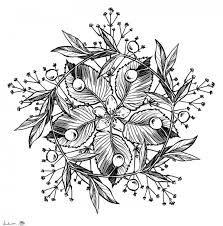 vegetal tattoo