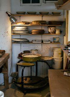 Clam Lab Ceramics | Old Faithful Shop