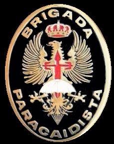 "BRIPAC VI- Brigada de Infantería Ligera Paracaidista ""Almogavares"" VI Military Insignia, Paratrooper, Liberty, Badge, Spanish, Tutu, Random, Logos, Special Forces"
