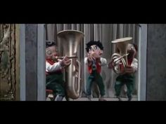 The lonely Goatherd..:) our fav part of Sound of Music.