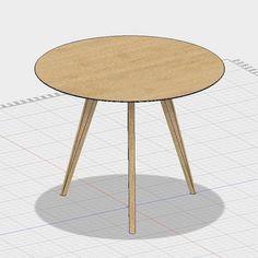 Sohvapöytä (vaikka ei meillä oo ees sohvaa) #puuseppä #puuala #osao #opiskelu #woodworking #woodwork #joinery #carpenter #design #studing #3dmodeling #table http://ift.tt/2hasFUc