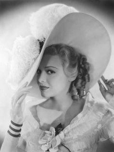 Madeleine Carroll as Milady de Winter.