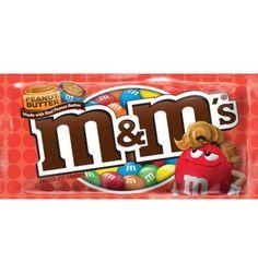 M&m's peanuts butter