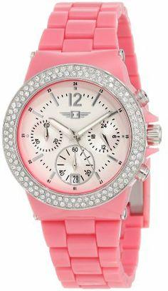Invicta Women's IBI-43944-003  Chronograph Silver Dial Watch Invicta, http://www.amazon.com/dp/B008BENSPG/ref=cm_sw_r_pi_dp_77wkrb1TKGR5M