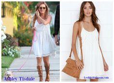 Ashley Tisdale's sundress look - $52