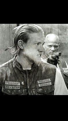 Jax & happy sons of anarchy