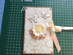 Cards en Scrap Challengeblog: Workshop 140 Teabag holder
