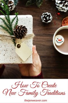 Is it time to create your own family traditions? Love these tips! Advice For Newlyweds, Best Marriage Advice, Christian Holidays, Christian Christmas, Marriage Bible Study, Best Fish For Aquaponics, Love Is A Choice, A Christmas Story, Family Traditions