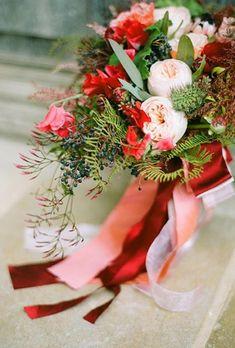 60+ Winter Wedding Bouquet Ideas