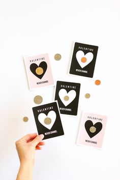 10 super cute last minute printable valentines - almost makes perfect