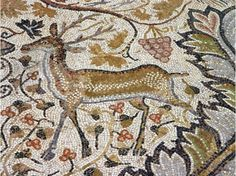 Mosaics, Bitola Macedonia