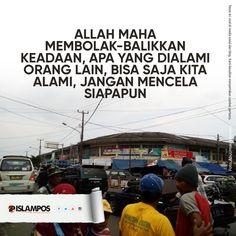 Allah Maha Membulak-balikan Hati Muslim Quotes, Islamic Quotes, Doa Islam, All About Islam, Islamic Teachings, Islamic World, Self Reminder, Quotes Indonesia, Islamic Pictures